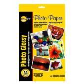 Papier fotograficzny YELLOW ONE A4 230g błyszczący 4G230 (20ark)
