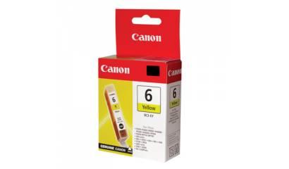Głowica CANON BCI-6Y Yellow (i560/i865/i905) 280str.