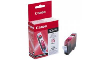Głowica CANON BCI-6M Magenta (i560/i865/i905) 280str.