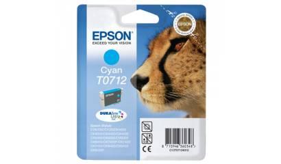Głowica EPSON Stylus T0712 Cyan (D78/DX4000/SX400) 5,5ml