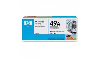 Toner HP Q5949A Black (LJ 1160/1320) 2,5K