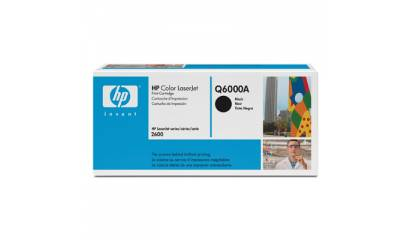 Toner HP Q6000A Black (CLJ1600/2600/CM1015) 2,5k