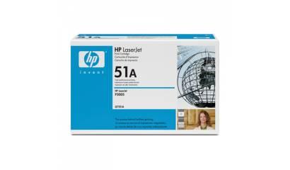 Toner HP Q7551A Black (LJP3005,M3027mfp,M3035mfp) 6.5k