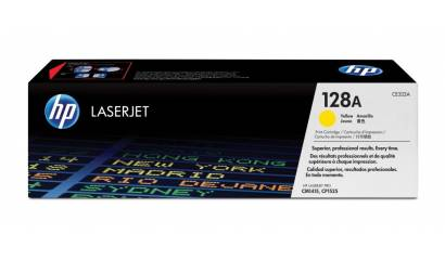 Toner HP CE322A Yellow (CLJ1415/CM1415/CP1525) 1.3K