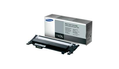 Toner SAMSUNG CLT-K406S black (CLP360/365) 1.5K