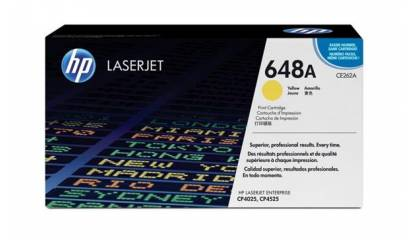 Toner HP CE262A Yellow (LJCP 4025/4525) 11k