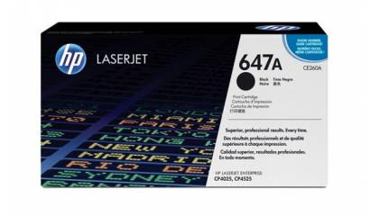 Toner HP CE260A Black (LJCP 4025/4525) 8.5k