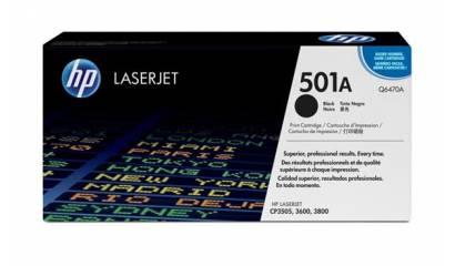 Toner HP Q6470A Black (CLJ3600,3800, CP3505) 6K