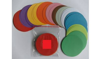Kółka do origami fi 80 (100szt)