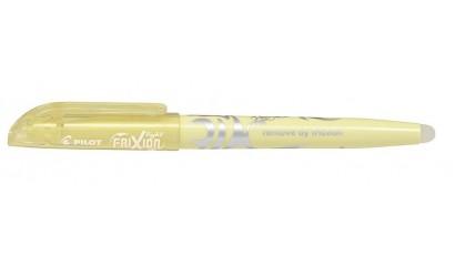 Zakreślacz PILOT FRIXION SOFT Żółty jasny