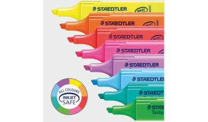 Zakreślacz STAEDTLER Textsurfer Neon 4kol 364P WP4