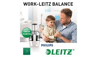 ZASADY PROMOCJI Leitz Balance