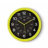 Zegar ścienny CEP Pro Gloss 30cm, zielony C820G-15