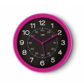 Zegar ścienny CEP Pro Gloss 30cm, różowy C820G-13