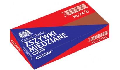 Zszywki GRAND 369 24/6 (1000)