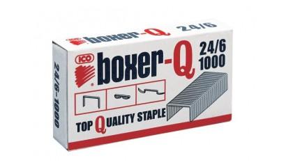 Zszywki SAX Boxer-Q 24/6 (1000)