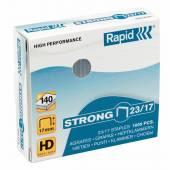 Zszywki RAPID Strong 23 / 17 1M (1000)