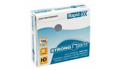 Zszywki RAPID Strong 23/17 1M (1000)