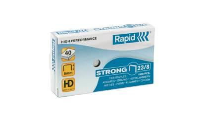 Zszywki RAPID Strong 23/8 1M (1000)
