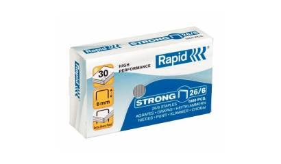 Zszywki RAPID Strong 26/6 1M (1000)
