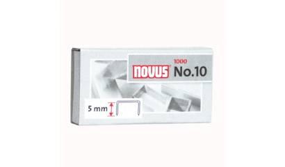 Zszywki NOVUS No 10 (1000) 040-0003