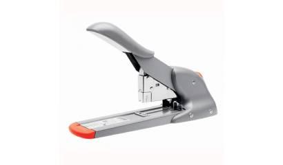 Zszywacz ciężki RAPID HD110 srebrno-pomarańczowy 110k 23 / 8-15