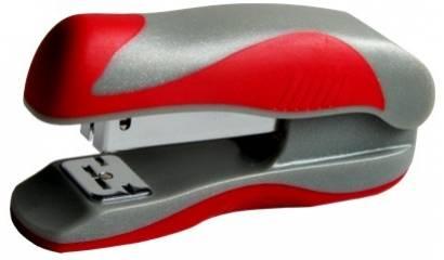 Zszywacz EAGLE ALPHA S5023B czerwony 20k 24/6 110-1285
