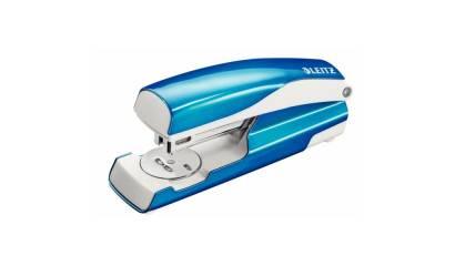 Zszywacz LEITZ 5502-36 niebieski metaliczny 30k 24-26/6