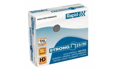 Zszywki RAPID Strong 23/20 1M (1000)