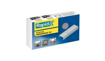 Zszywki RAPID Omnipress 30 (1000szt)